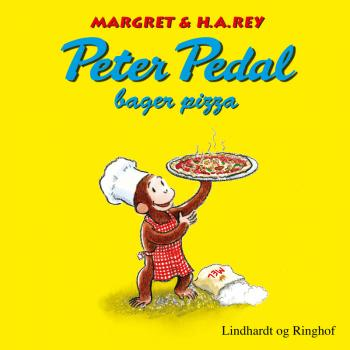 Peter Pedal bager pizza