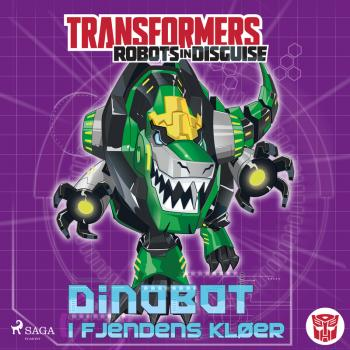 Transformers - Robots in Disguise - Dinobot i fjendens kløer
