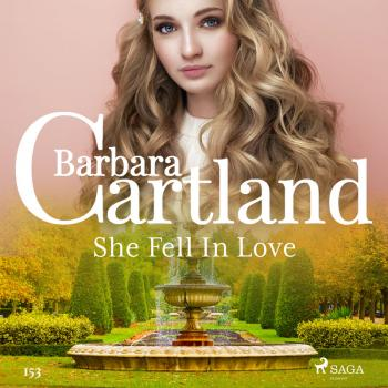 She Fell In Love (Barbara Cartland's Pink Collection 153)